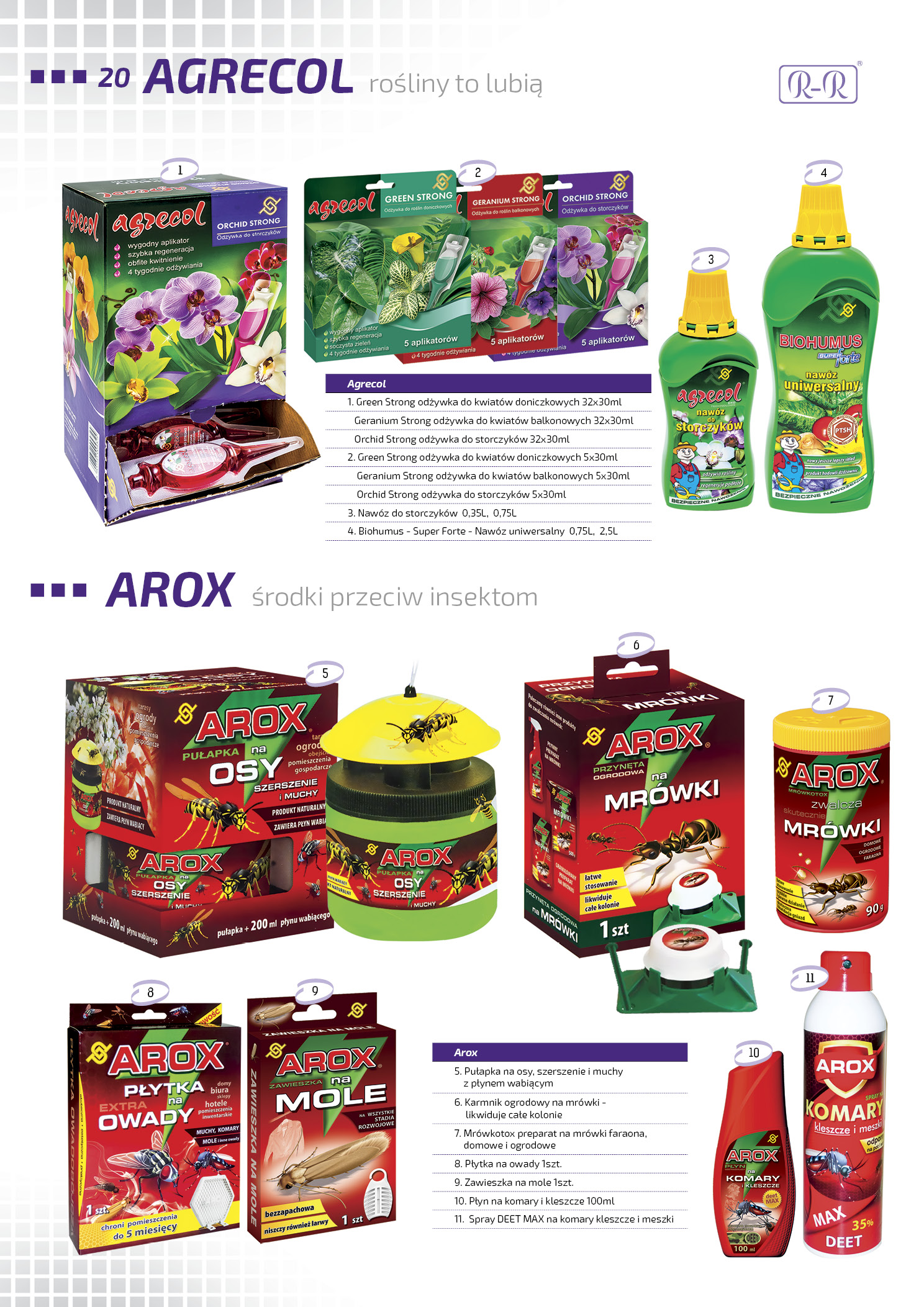 Agrecol / Arox