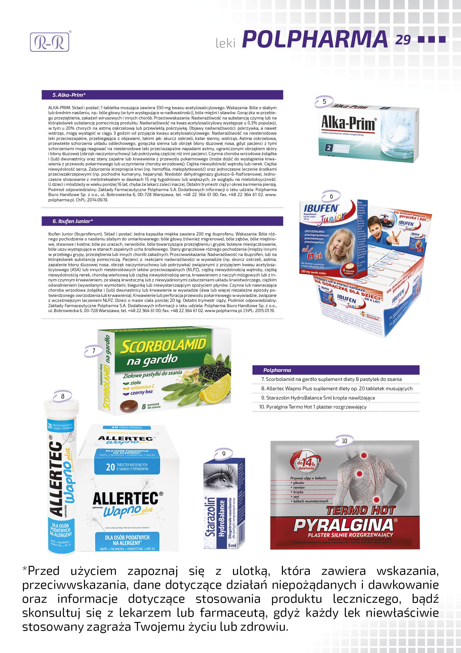 Tabletki Polpharma